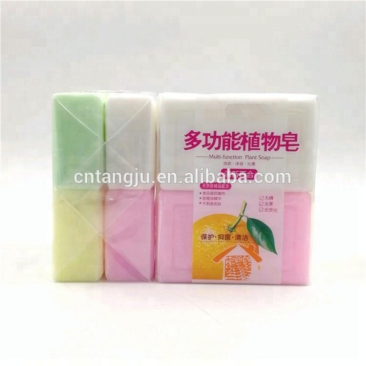 Factory customized family pack Natural herbal best whitening lighting soap