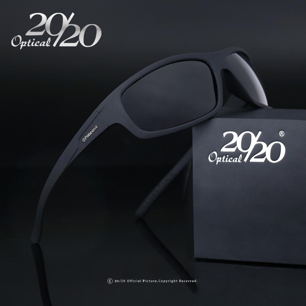 9da246dc4234 20/20 Optical Brand 2017 New Polarized Sunglasses Men Fashion Male Eyewear  Sun Glasses Travel