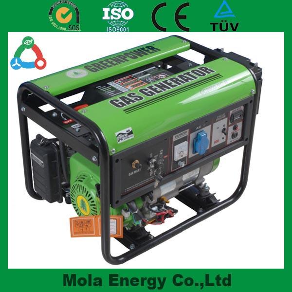 Electric Generator: Biogas Electric Generator
