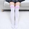 W062 Pink Stripe