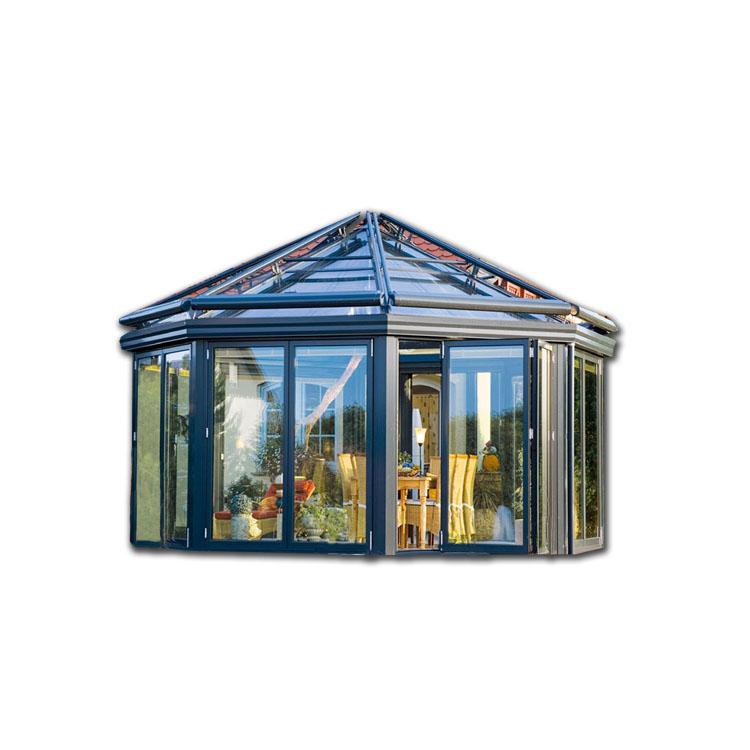Коллекция 2018 года, Элегантные Дизайнерские стеклянные панели Minye для солнечных помещений, теплицы для сада