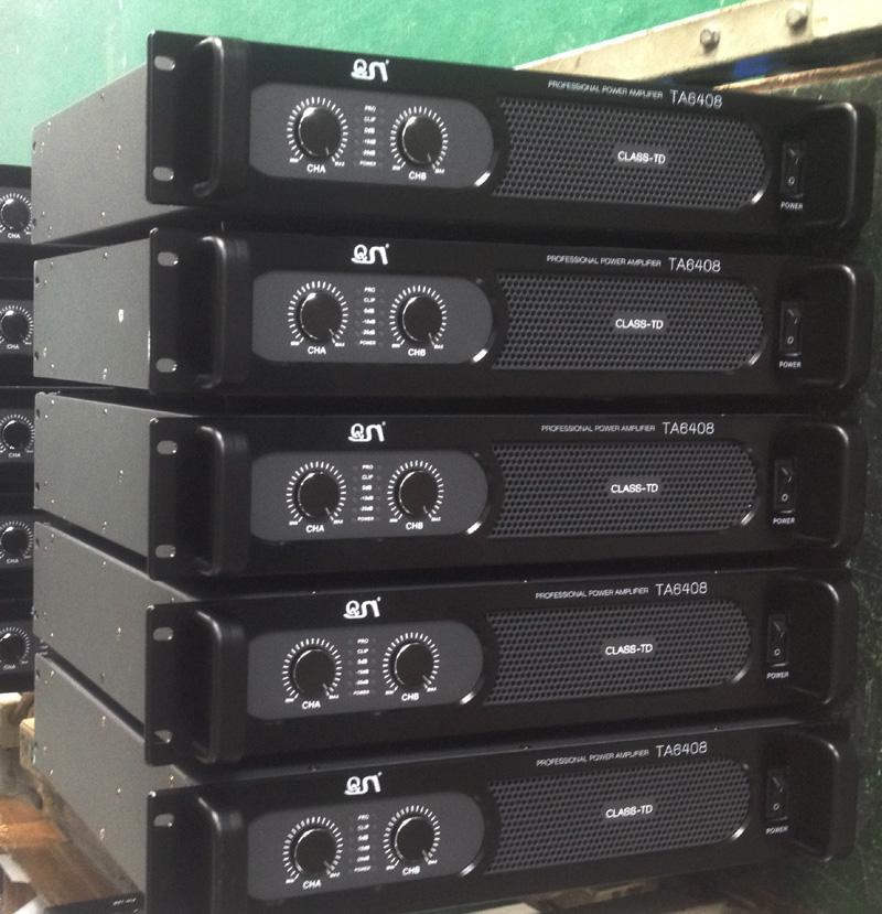 Профессиональный усилитель мощности TA6412/TA6410/TA6408/TA6406