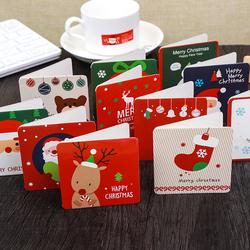 Оптовая продажа, китайский поставщик, поздравительные открытки на Новый год и Рождество с индивидуальной печатью