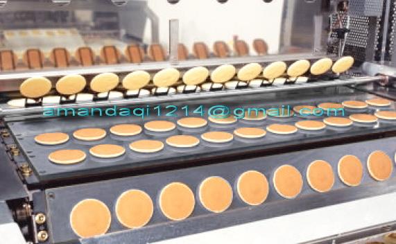 Dorayaki Pancake Making Machine View Pancake Maker