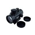 1x40RD 11mm 20mm Rail Mount Tactical Reflex Hunting Red Dot Riflescope optical telescopic Sight for air