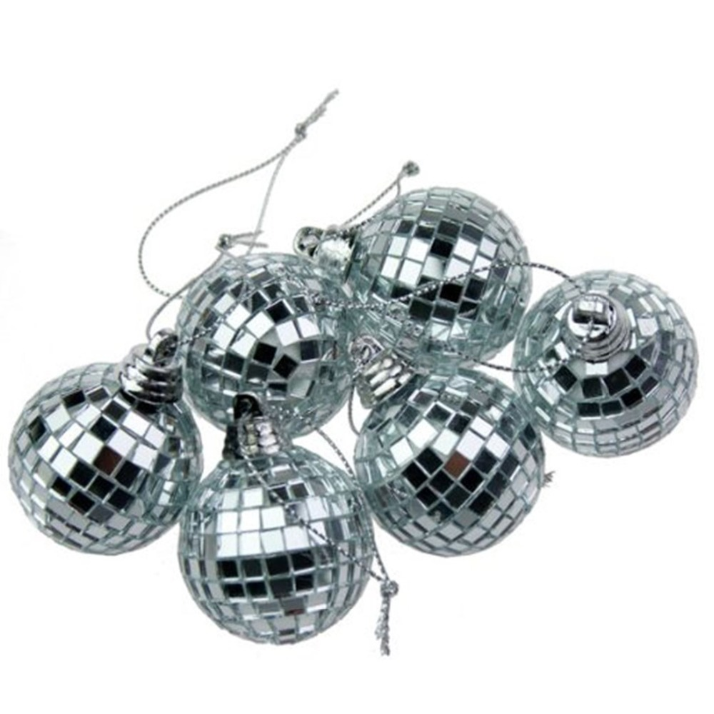 Disco Ball Decorations Cheap: Online Buy Wholesale Wholesale Clear Glass Christmas Ball