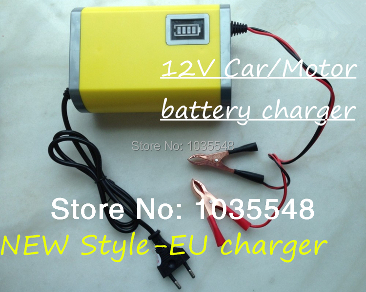 12v car battery charger 12v motorcycle battery charger eu plug battery charger in decals. Black Bedroom Furniture Sets. Home Design Ideas