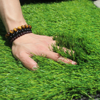 Online outdoor landscaping artifical lawn artificial grass with cheap price smells like urine synthetic turf