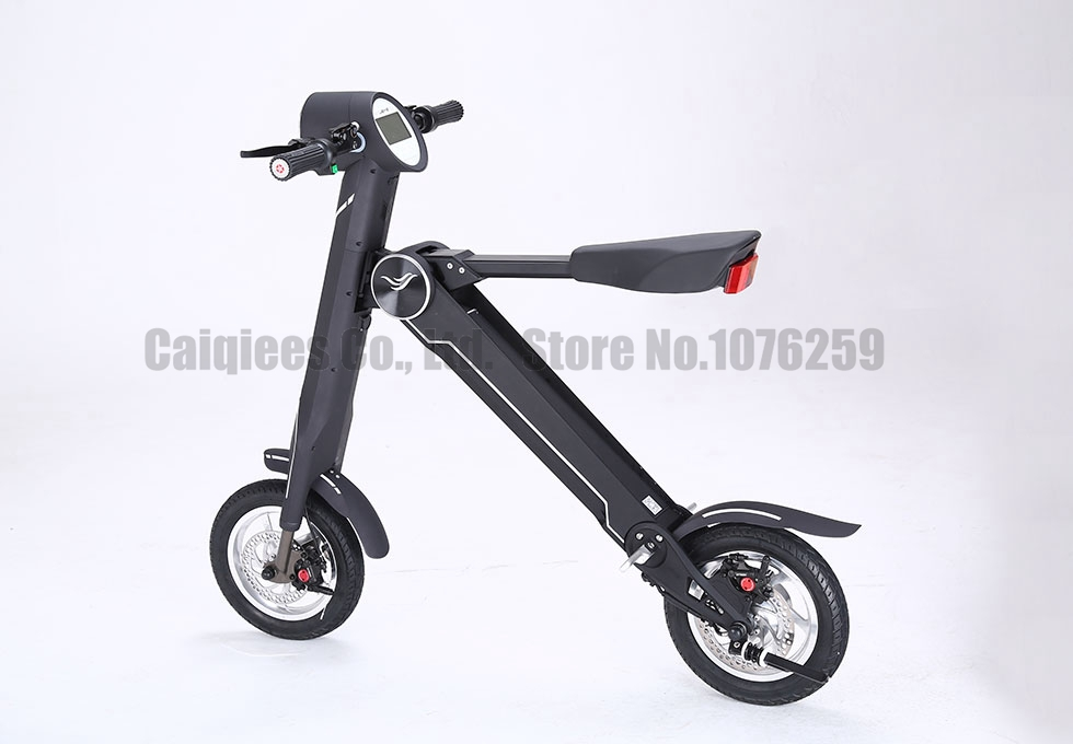 Foldable Electric Scooter Portable Mobility Scooter
