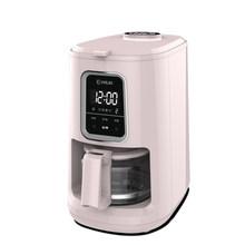 Smart Кофе машины ЖК-дисплей Smart Touch Кофе горшок бытовой небольшая полностью автоматическая американский капельного Тип шлифовальные фасоли м...(Китай)