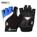 WOSAWE cycling gloves half finger guanti luvas para guantes ciclismo gel luva bike gloves bicycle biking
