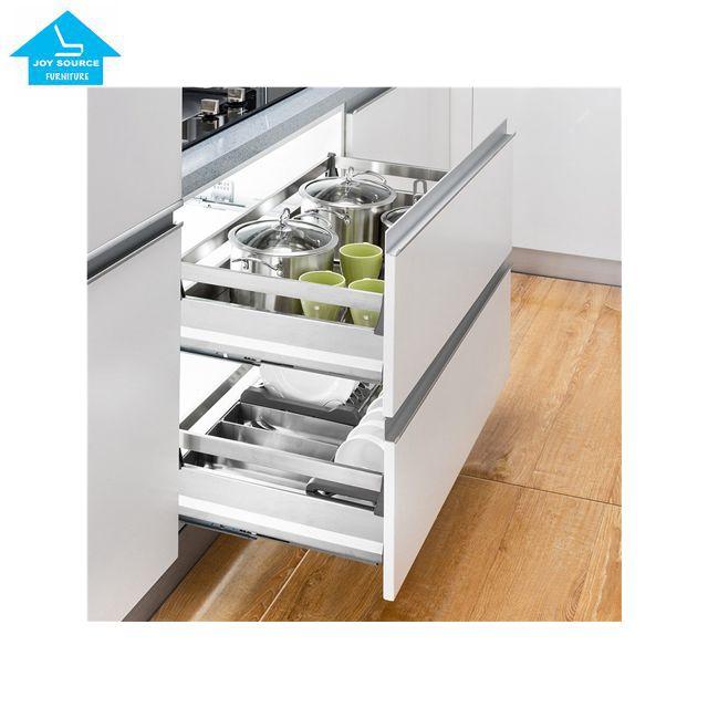 Drawer Basket Kitchen Cabinet Accessories Buy Kitchen Drawer Basket Kitchen Cabinet Accessories Drawer Basket Accessories Product On Alibaba Com