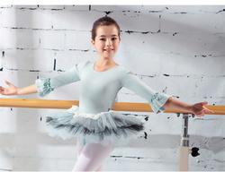 Детское балетное платье-пачка, детское платье для выступлений на сцене, 116243504