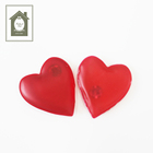Hot Pack Heart Hand Cold Pack Magic Gel Hot Cold Pack Pocket Red Heart Shape Reusable Hand Warmer