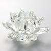 crystal clear lotus flower