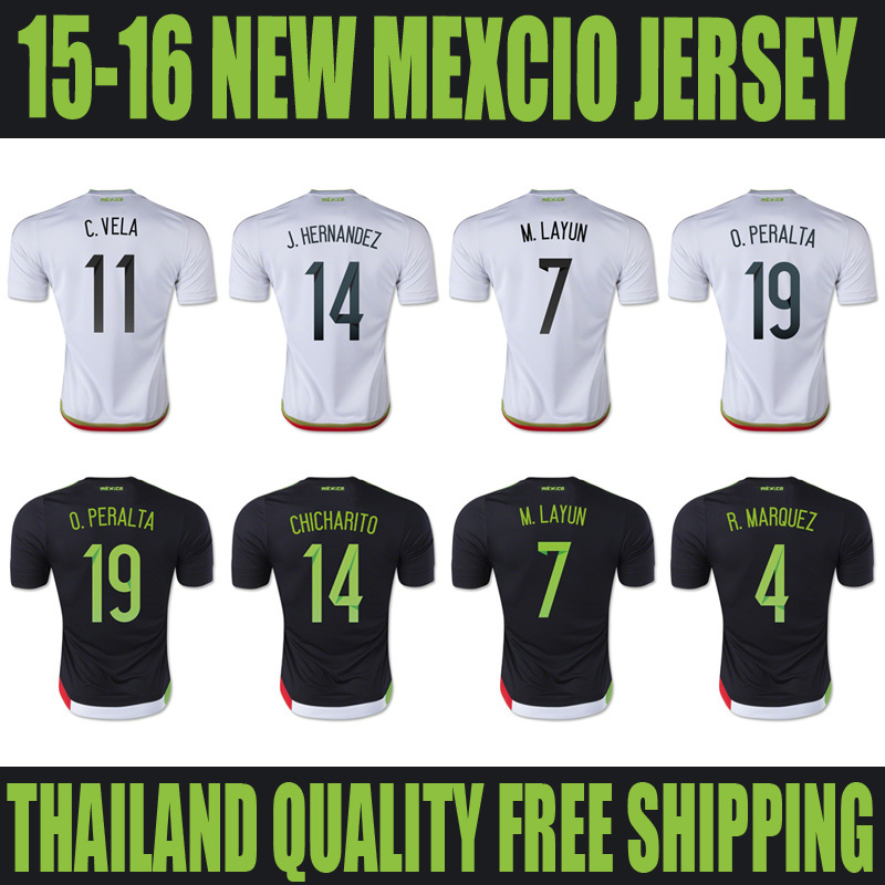 13ca458e ... purchase women new mexico 2016 soccer jersey. est uniform mexico home  2016 2017 original 52f83
