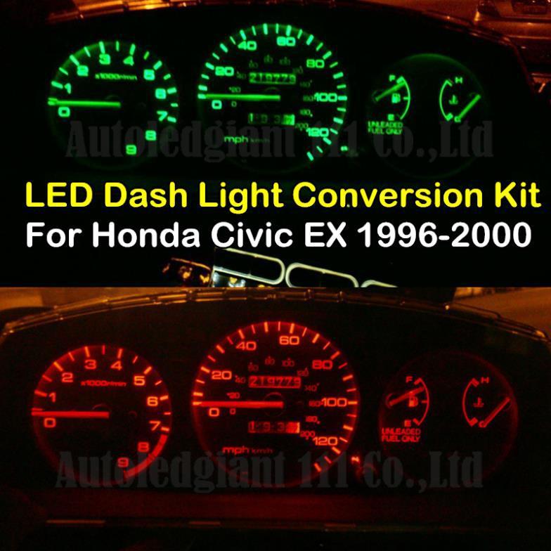 [1997 Honda Civic Cluster Ligth Repair]