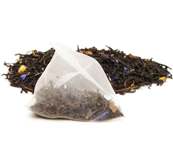 HACCP/ISO/FDA certified organic 2g*20 teabags/box customized bagged pyramid tea bag English Breakfast tea with different flavor - 4uTea | 4uTea.com