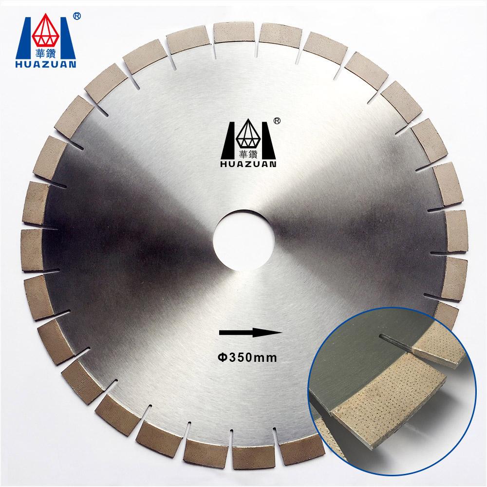 New technology high performance laser welding diamond cutting disc arix distribution diamond saw blades for granite marble stone