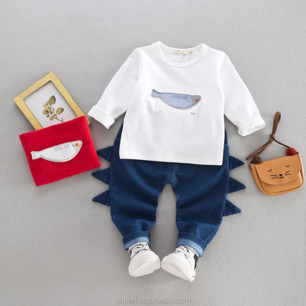 Ht-gc Korea Cute Soft High Quality Palin Baby Boy Clothes Wholesale Cotton  Organic Baby Clothes 8 - Buy Plain Baby Clothes,High Quality Baby Boy