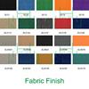 Fabric Finish