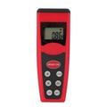 New Ultrasonic Measure Distance Meter Measurer Laser Pointer Range Finder Rangefind CP3000 Beautiful Red Wholesale