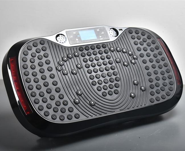 New vibrating exercise machine platform body slimmer massage equipment factory supply whole body massage vibration plate