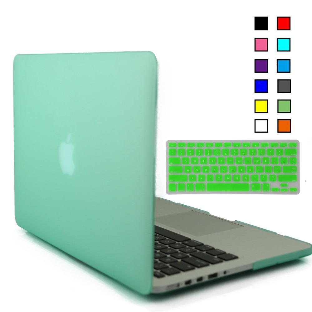 clear matte case for macbook pro retina 12 13 15 air 11 13 inch laptop bag for mac book pro 13. Black Bedroom Furniture Sets. Home Design Ideas