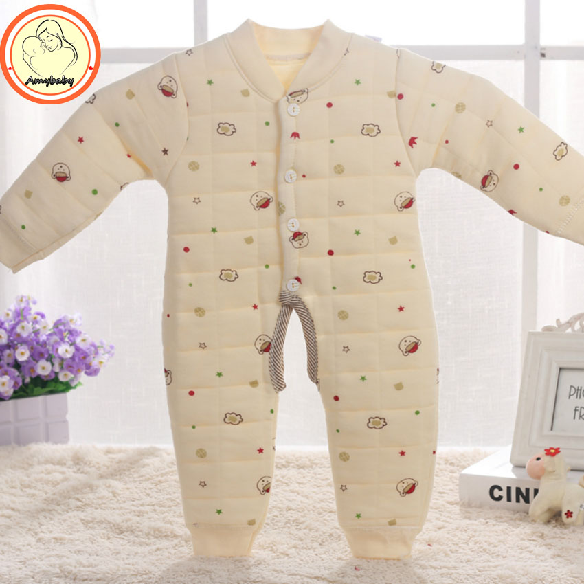 New 2016 Autumn/spring Similar Baby Rompers Clothing Polar Fleece Newborn Boy Girl Body Baby Jumpsuit Costume