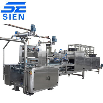 Full Automatic High Quality Lollipop Making Machine Candy Production Line