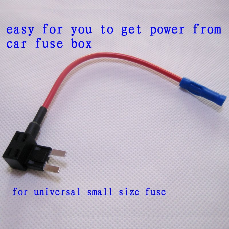 free shipping fuse holder for safe and easy refitting car ... isuzu box truck fuse box