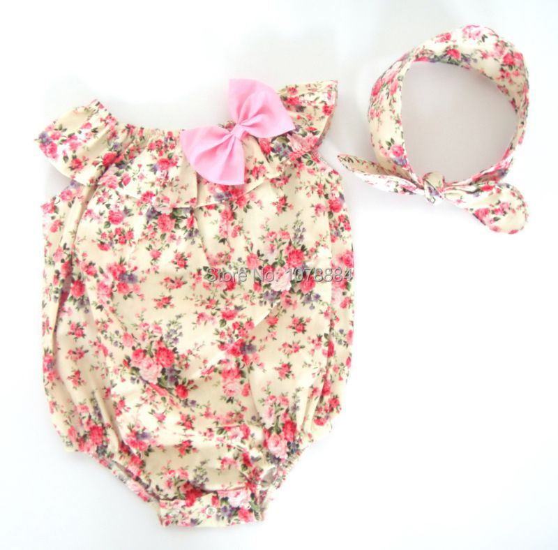 faa8b5b212 Detail Feedback Questions about Cotton Infant Gown Baby Sleep Sack Organic  Baby Clothes Infant Sleeper Girl Baby Shower Gift floral ruffle newborn  romper on ...