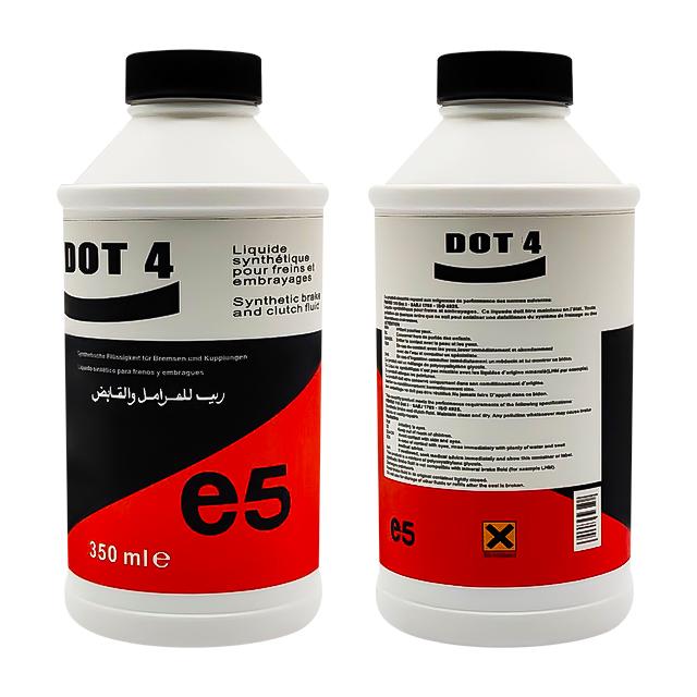 Wholesale Factory Price Brake Fluid DOT 3 braking system brake oil 354ml car care lubricant