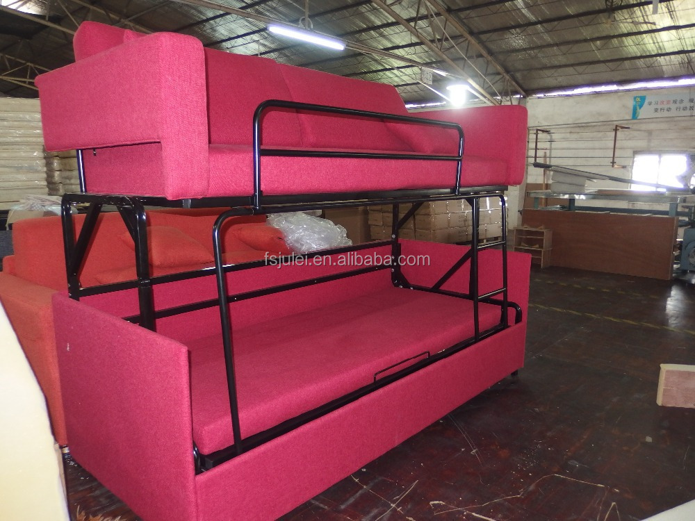 nouvelle arriv e pliable canap lit superpos jl sd11 lit en m tal id de produit 60176273391. Black Bedroom Furniture Sets. Home Design Ideas