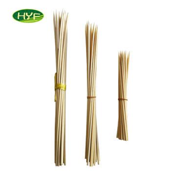 Chicken Garden Picnic Use Kebab Bamboo Barbecue Skewer Stick