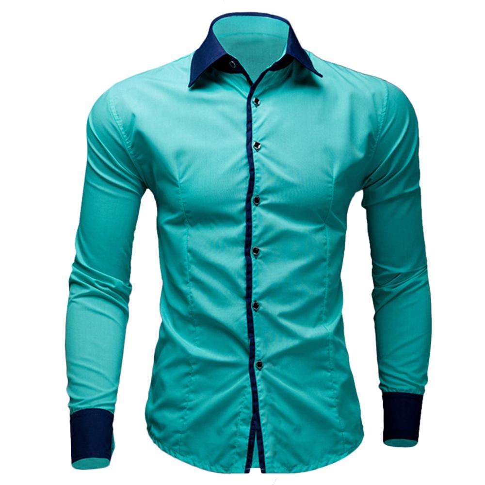 Aliexpress.com: Comprar Nueva marca Para Hombre Camisas de