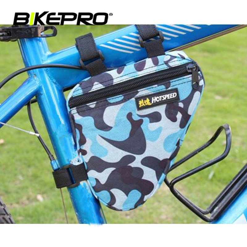 326f7dcc48 Triangle Cycling Bike Bicycle Front Tube Frame Pouch Holder Saddle Bag  Mountain Bike Wear-resistance Package Ciclismo Pannier