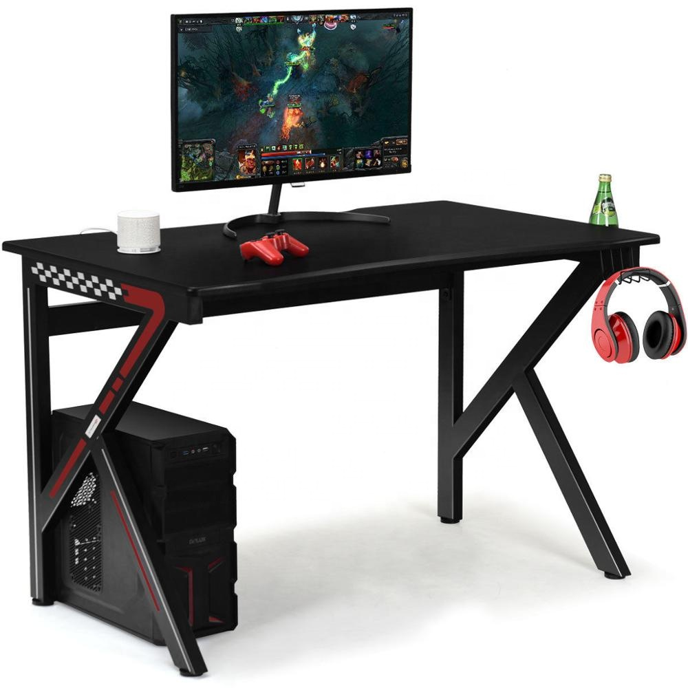 Cheap Pc Standing Gaming Table Computer Gaming Desk - Buy