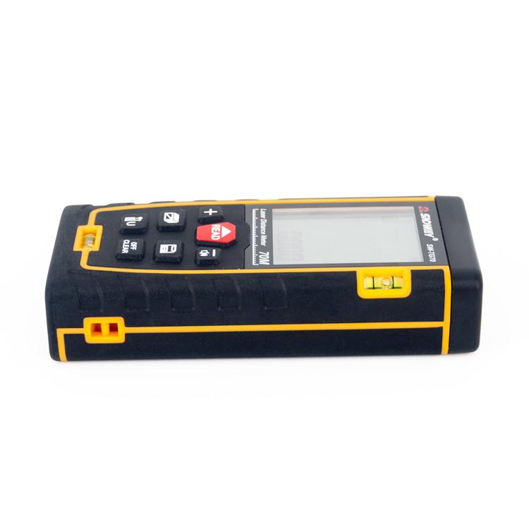 SNDWAY SW-TG70 расстояние Длина Измерение площади ручной прибор Лазерный дальномер измеритель дает разрешение изображения до 70 м