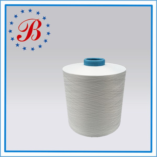 DTY China Factory Manufacturer NIM RW White and Dope Dyed Wholesale Price Knitting and Weaving NIM SD polyester yarn 150/48