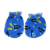 Hot Selling Cute Printed Fingerless Baby Gloves Baby Mittens