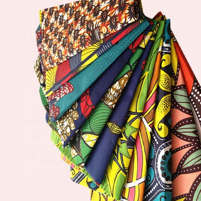 hot sale African hitarget wax prints fabric