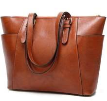 Дизайнерские сумки высокого качества из натуральной кожи для женщин 2020 женская сумка-мессенджер винтажная женская сумка через плечо N412(Китай)