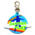 No Minimum Key Chain Keychain Factory Custom 3d Rubber Keyring Soft PVC Keychain