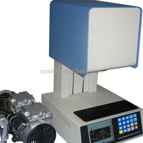 Dental Vacuum Porcelain Furnace Touch Screen Electric