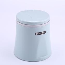 Бытовая ручная бумажная настольная корзина для мусора, мини пластиковая корзина для бумаги с круглой крышкой, круглая открытая крышка