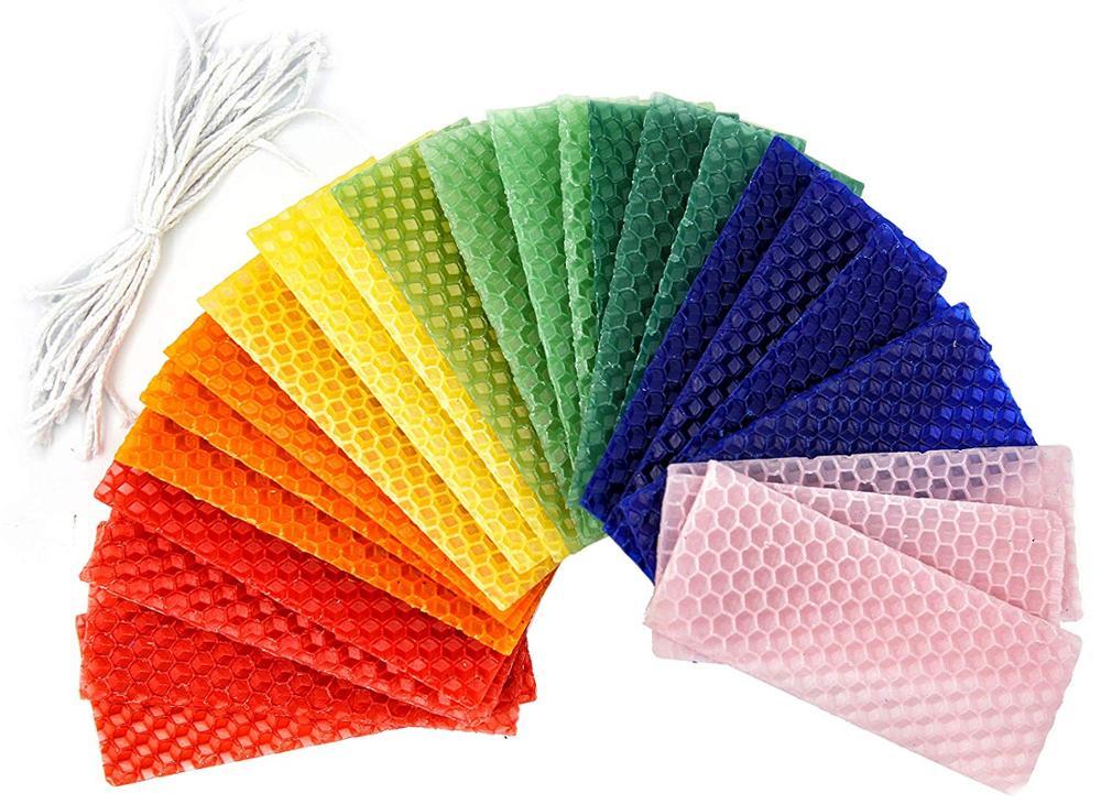 How do make the colorful Standard Size Children DIY Menorah Hanukkah