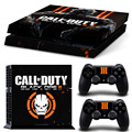Custom PVC For Call Of Duty Black Ops 3 Decals Stickers For PS4 Console For Playstation