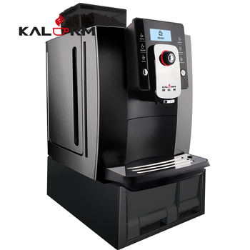 Chinese Professional Kalerm Brand One Touch Fully Automatic Espresso Coffee Machine