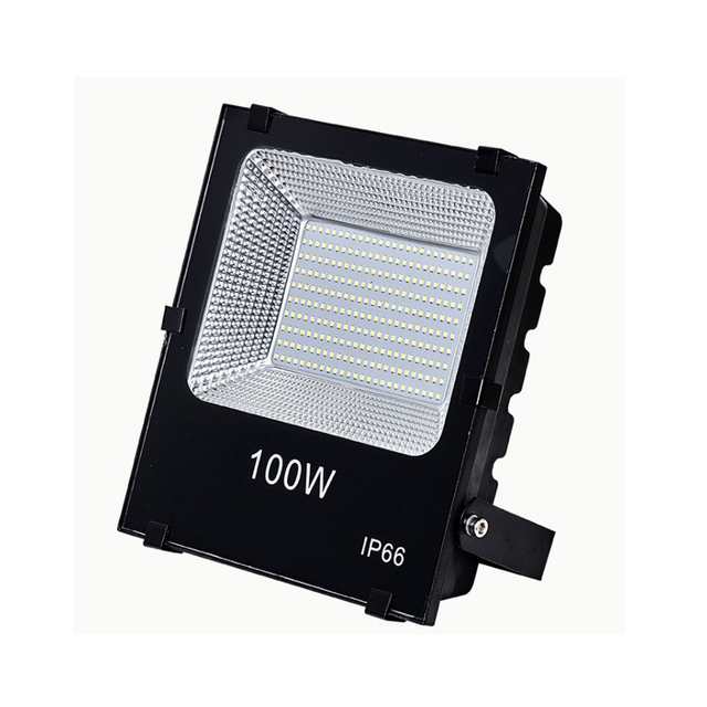 6500k good quality led flood light 100w electric reflector price